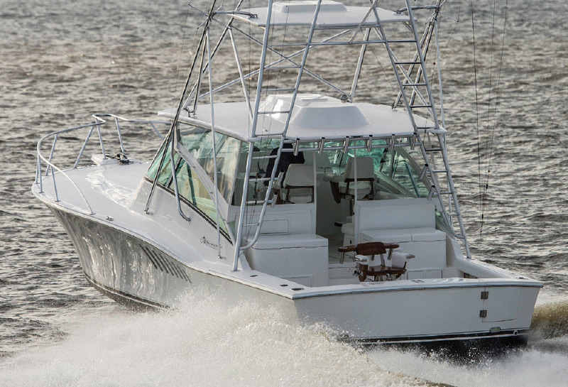Why Albemarle Stands Alone Building Small Inboard Express