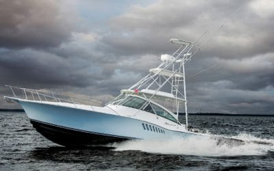 Why Albemarle Stands Alone Building Small Inboard Express Boats