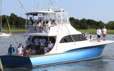 Bluewater Customers Take Leaderboard at Big Rock Blue Marlin Tournament