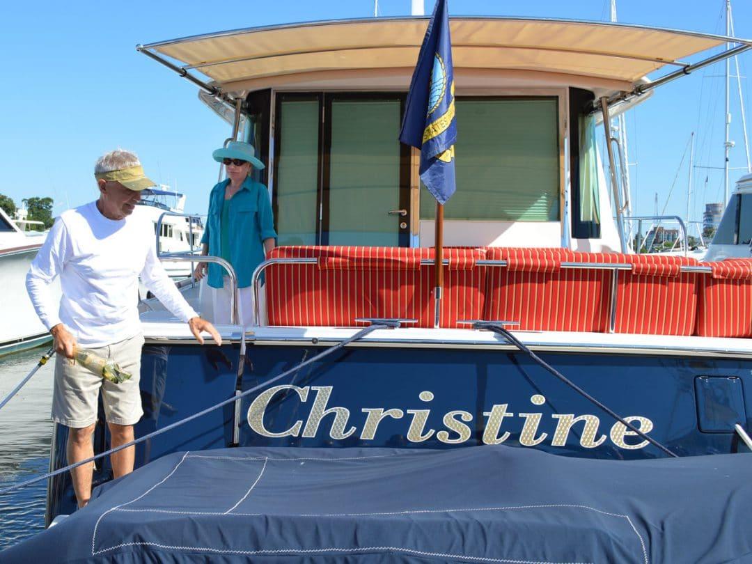 Sabre 48 Christine