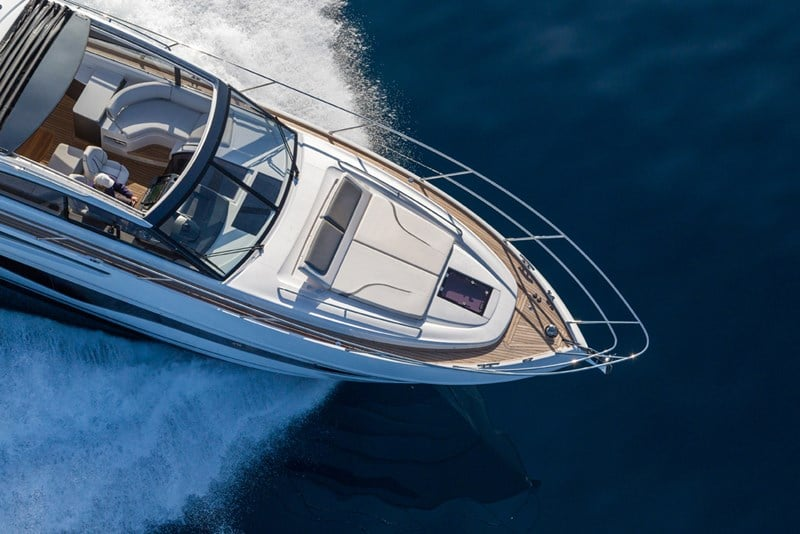 Princess V50 Open Fore-deck