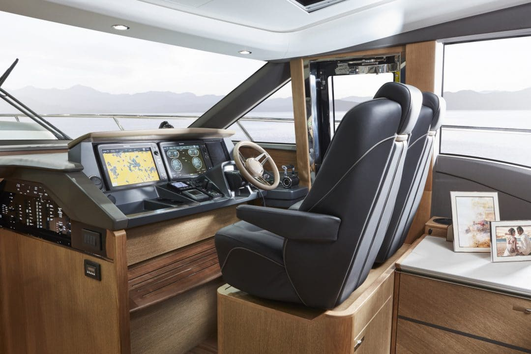 Princess V65 Bluewater Yacht Sales