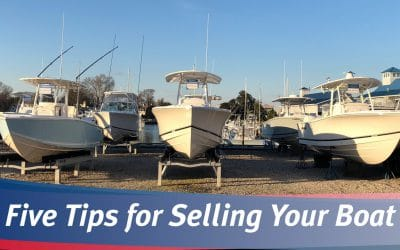 5 Tips for Selling Your Boat