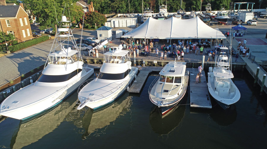 Bluewater Summer Cruise and 50th Anniversary Celebrates a Lifetime of Friendships & Memories