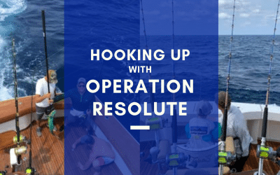 Hooking Up with Operation Resolute