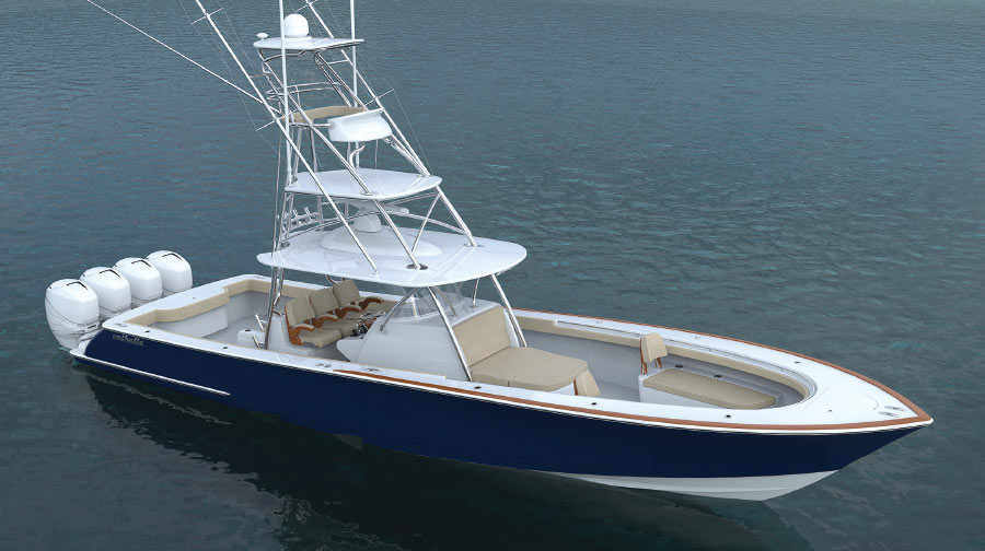Viking Launches New Center Console Brand:  Valhalla Boatworks